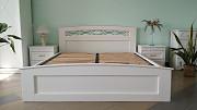 Деревяне ліжко Верона від виробника Тернопіль