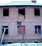 Підсилення Старих Фундаментів, будь яких аварiйних будинків Стрий