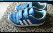 Кожані кросівки adidas Луцьк