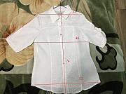 lina tomei красивая натуральная блузка из льна льон женская торг италия italy Коломия