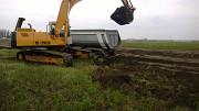 Аренда, услуги гусеничного экскаватора объем ковша 1,2 м3 Одесса