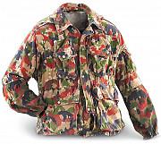 Куртка М70 Alpenflage.Оригинал.Швейцария.Цена за/кг Харків