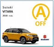Штатное отключение автостарта системы Start/Stop Suzuki Vitara 2018- Харків