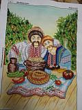 Картина вышитая бисером Чернігів