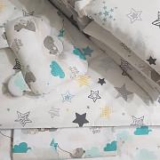 Комплект постельного белья в кроватку Одесса