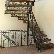 Металлические и кованные лестницы на заказ. Миколаїв