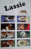 Колекція наклейок Lassie ( Породи собак). Теребовля