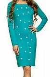 Чудове нове тепле плаття на флісі з перлинками Луцьк