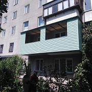 ремонт и расширение балконов Одеса