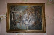 Продаю картину Закарпатского художника КУТЛАНА ИШТВАНА Берегове
