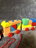 Поезд паровоз Одеса