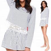 Польская пижама с шортами doctor nap 9719 Київ