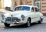 Ретро автомобиль ZIM GAZ-12 NEW Київ