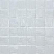 Самоклеющаяся декоративная потолочно-стеновая 3D панель 700x700x5мм (185) Дніпро