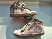Geox кожаные ботинки Київ