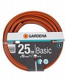 """Шланг Gardena Basic 19 мм (3/4""""), 25 м (18143-29.000.00) Запоріжжя"""