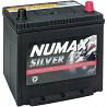 NUMAX Asia Silver 70Ah 600A R 90D23L Маріуполь
