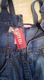 новий джинсовий сарафан Умань