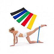 Резинки для фитнеса 5 в 1 Разноцветные Київ
