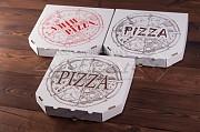 Упаковка для пиццы оптом от производителя. Одесса
