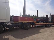 Перевозка негабаритных грузов: с/х техники, комбайна, бытовок, тракторов, экскаваторов, плит перекры Кременчук