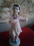 Редкая статуэтка Узбекский танец Дулево 1956 год Одеса