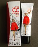 СС крем L`OCEAN Color Correction CC Cream spf 45 Київ