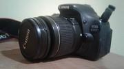 продам Canon 600D 18-55mm. Тячів