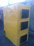 Твердотопливный пиролизный котел воздушного отопления KFPV-150 от производителя Кременчук