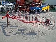 Грабалка сонечко гребка на 4-5 коліс Польща Тернополь