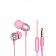 Проводные наушники Joyroom JR-E106s Pink (MB1239h) Киев