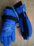 Лыжные термо перчатки мальчик 8-12 лет Швейцария Тульчин