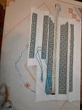 Вставки для вышиванки Малин