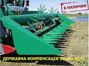 Лифтера на подсолнечник ПС от 5 м на Клаас Мега, Доминатор, Тукано Київ