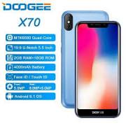 """РоЗпРоДаЖ! Doogee X70 Blue 5.5 """" 2/16 gb 8+5/5mp 4000mаh Золотоноша"""