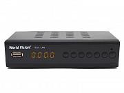 Цифровой ТВ-ресивер World Vision T62A LAN (00093)