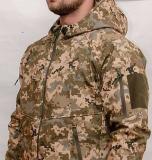 Тактическая куртка пиксель soft shell typhon Київ