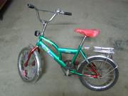 Продам детский велосипед для ребёнка на 4-7 лет Харків