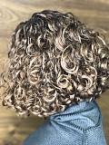 Биозавивка волос Mossa, био-завивка волос Киев, биозавивка мастер Киев Киев