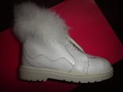 Продам детские кожаные ботиночки новые на зиму с супинаторами. Чернівці