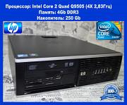 4-x ядерный ПК : HP 8000 Elite SFF. Гарантия 3 мес! Київ