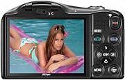 Цифровой фотоаппарат Nikon L610. На запчасти или в ремонт! Київ