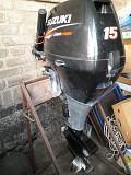 Срочно продаю! Лодочный мотор Suzuki DF 15 ES Краматорськ