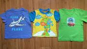 Продам футболки размер 80-86 для мальчика Миколаїв