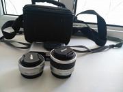 Фотокамера NIKOI 1j2 .Два об'єктива Nikkor 1-10 ,Nikkor 10-30 Біляївка