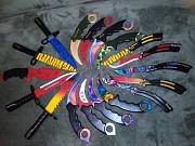 Игрушка керамбит нож бабочка штык нож Херсон