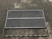 Чугунная решетка гриль bbq grill для мангала и барбекю 56х33.5 см. Київ