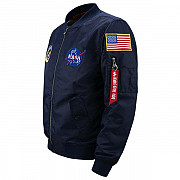 Куртка NASA MA-1 Миколаїв