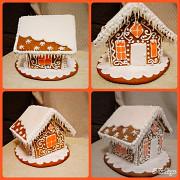 Імбирне печиво та прянічні будиночки на замовлення Рівне