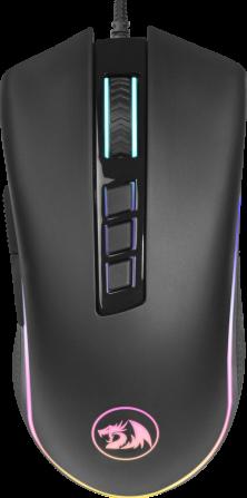 Мышь Redragon Cobra FPS RGB IR USB Black (78284) Харків - зображення 1